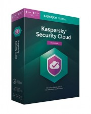 Kaspersky Security Cloud Personal Edition 2019 3 Geräte 1 Jahr Code in a Box Multiplattform, Deutsch (KL1923G5CFS-9)